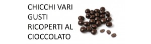 Golosi Ricoperti al cioccolato