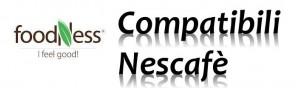 5 - Capsule Foodness Compatibili Sistema Nescafé Dolce Gusto