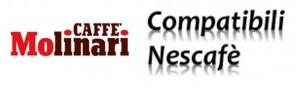 Capsule Caffé Molinari Compatibili Sistema Nescafé Dolce Gusto