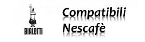 Capsule Caffé Bialetti Compatibili Sistema Nescafé Dolce Gusto