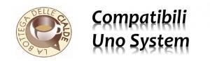 Capsule La Bottega delle Cialde Compatibili Sistema Uno System