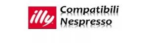 4 - Capsule Illy Compatibili Sistema Nespresso