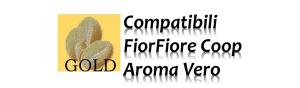 Capsule Gold Compatibili Fior Fiore Aroma Vero