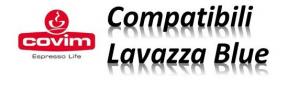 5  Capsule Caffé Covim Compatibili Lavazza Blue