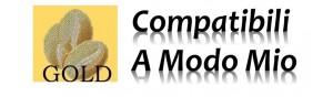 6 - Capsule Gold Compatibili Sistema Lavazza A Modo Mio