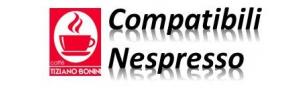 Capsule Bonini Compatibili Sistema Nespresso