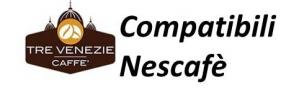 Capsule Tre Venezie Compatibili Sistema Nescafé Dolce Gusto