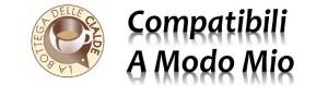 5 - Capsule La Bottega delle Cialde Compatibili Sistema Lavazza A Modo Mio