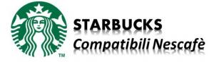 Capsule Originali Starbucks Sistema Nescafé Dolce Gusto