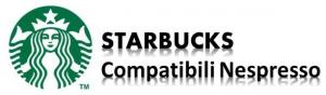 Capsule Originali Starbucks Sistema Nespresso
