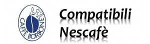 4 Capsule Caffé Borbone Compatibili Sistema Nescafé Dolce Gusto