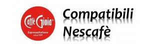 Capsule Caffé Gioia Compatibili Nescafé Dolce Gusto