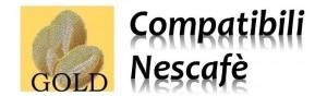 Capsule Caffé Gold Compatibili Sistema Nescafé Dolce Gusto