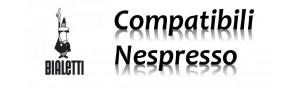 Capsule Bialetti Compatibili Sistema Nespresso