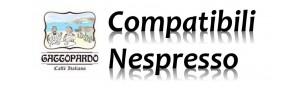 1 - Capsule Gattopardo Compatibili Sistema Nespresso