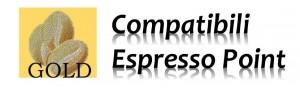 Capsule Gold Compatibili Lavazza Sistema Espresso Point