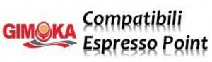 Capsule Gimoka Compatibili Sistema Lavazza Espresso Point