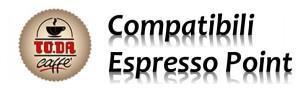 2  Capsule To.Da. Compatibili Sistema Lav. Espresso Point