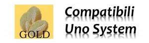 4 - Capsule Gold Compatibili Sistema Uno System