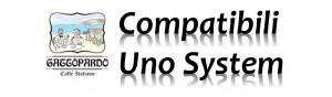2 - Capsule Gattopardo Compatibili Sistema Uno System