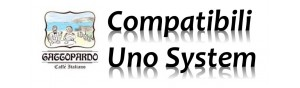 Capsule Gattopardo Compatibili Sistema Uno System